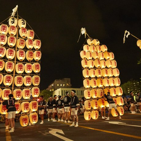 Festival Kanto Akita