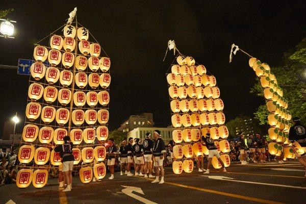 Le Festival Kanto d\'Akita