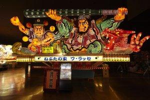 Festival Nebuta Aomori