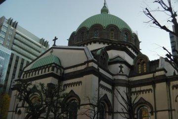 Nicolai-do's architecture makes it a unique place to visit