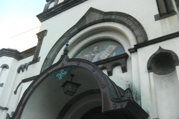 Eastern European style of design, decoration and shape