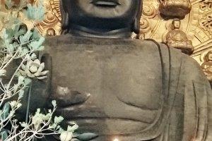 พระพุทธรูปไดบุตซึต หรือ หลวงพ่อโตแห่งเมืองนารา