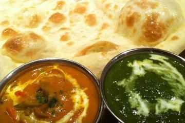 Kanak curry