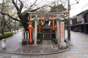 Yasak Shrine in Gion