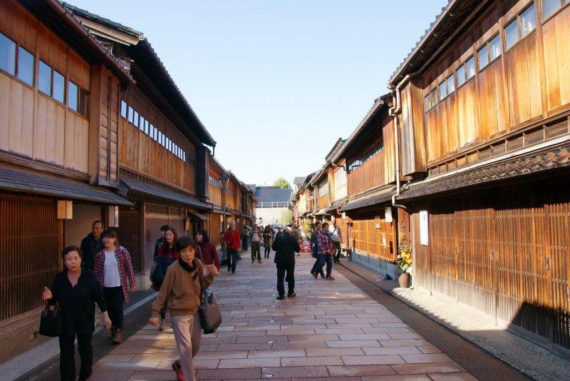 ย่านฮิงาชิ ชายะ(Higashi Chaya District)