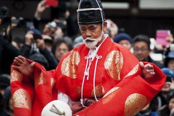 Kemari Hajime: Kyoto's Ball Game