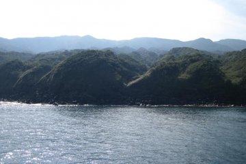 ออกจากภูเขาฮาชิโจจิ