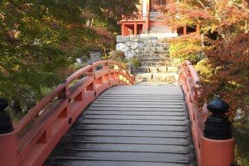 Cross this bridge to the Bentendo