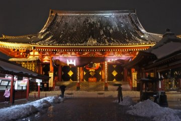 <p>Sensoji Temple, Asakusa, a couple of photographers also did show up in the photo shoot</p>
