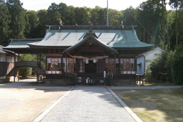An ni Shrine