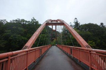 Công viên Takinoue ở Yubari