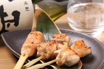Amakusa Daiyo--specially raised chicken from Kumamoto