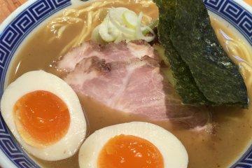 Tsujita's ramen is also a must-try.