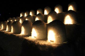 Фестиваль камакур в Юнисигаве