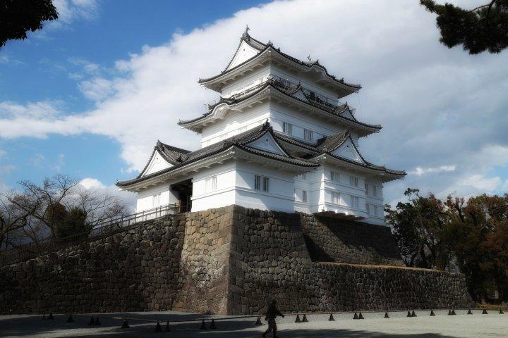 Kastil Odawara dan Samurai