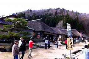 大内宿 江戸時代の福島
