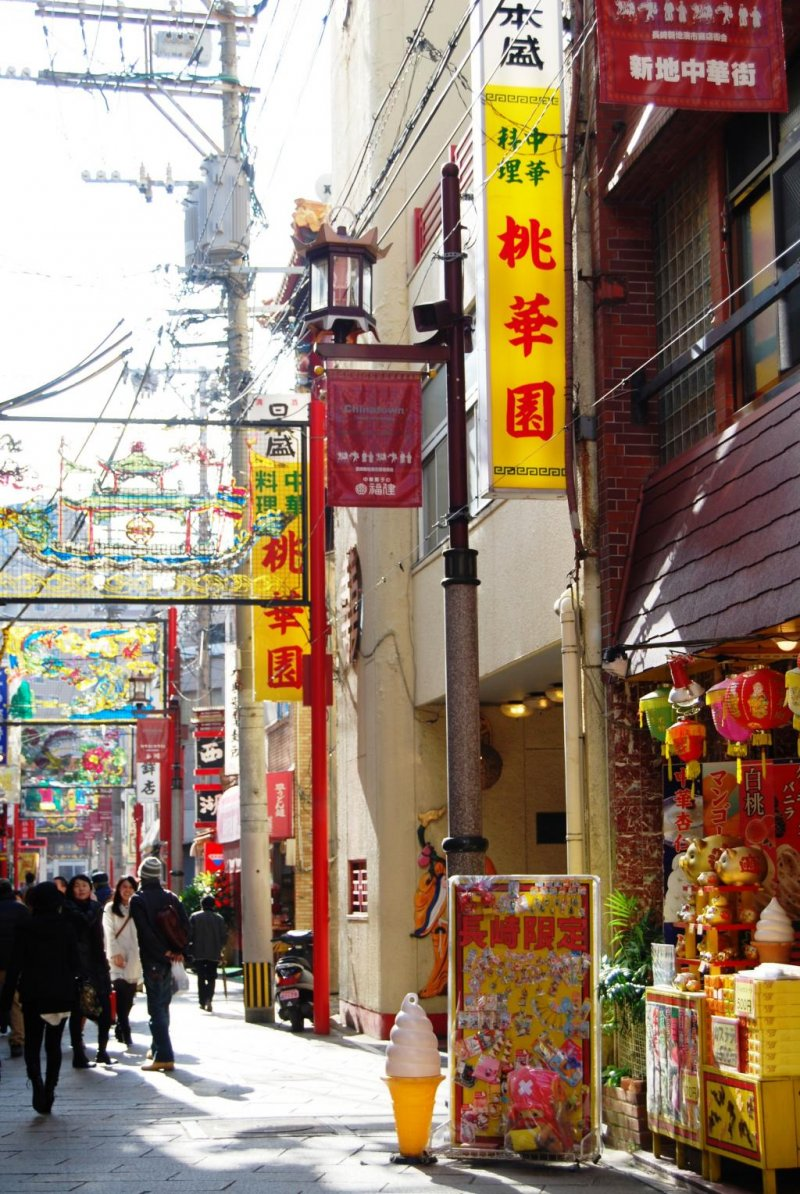 Chinatown Springs To Mind When Reading >> Nagasaki S Chinatown Nagasaki City Nagasaki Japan Travel