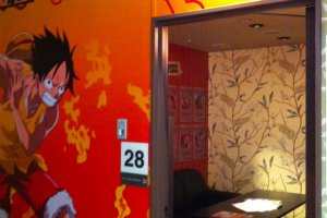 One Piece Karaoke Room