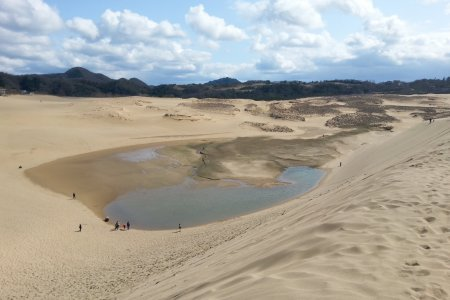 Four Days in Tottori