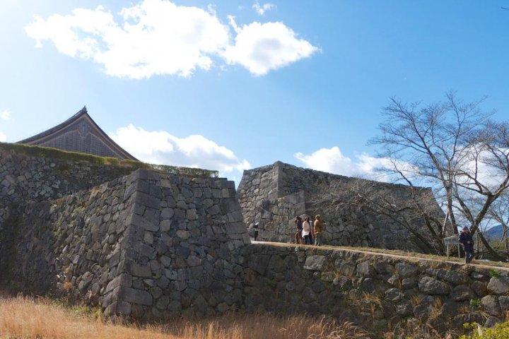 Thành cổ Sasayama