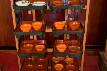 Some more examples of lacquer ware