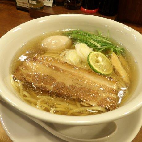 Nhà hàng Ramen Ryoka ở Shikoku