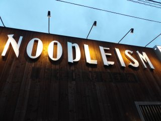 "Indulge in some ""noodleism"" in East Matsuyama"