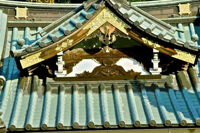 Đền Joei-ji ở Kamakura