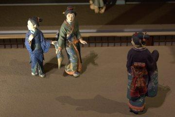 江戶東京博物館展出江戶時代的庶民生活