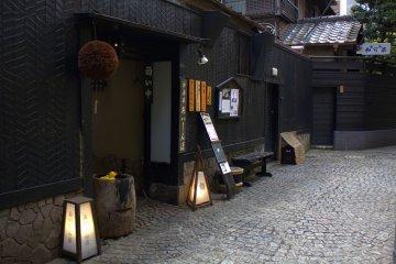 神樂坂的魅力小巷