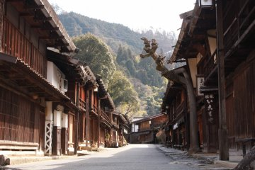 Three Days Along Kisoji's Nakasendo Trail (Day 1)