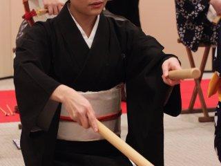 Shime-daiko - Mayu Abe
