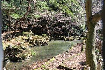Shiniike Pond