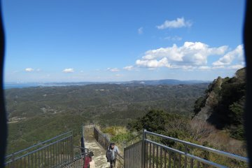View from Ruriko Observatory