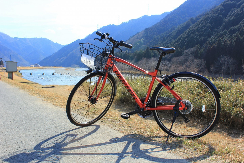 Le Paradis des Cyclistes à Harima