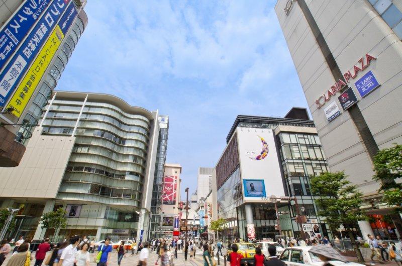 Fukuoka Itinerary Japan Travel Japan Tourism Guide and Travel Map