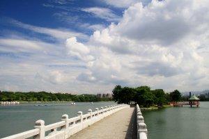 Công viên Ōhori, thành phố Fukuoka
