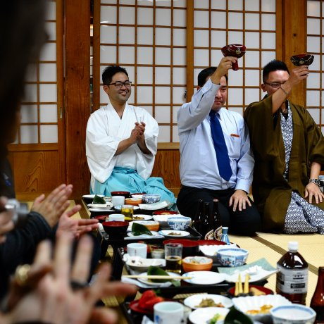 Celebrating the Freedom of Restraint in Tsuruoka