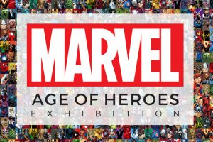 Marvel/ Age of Heroes Exhibition