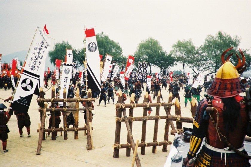 La Bataille de Sekigahara