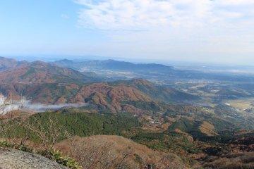 Геопарк горы Цукуба