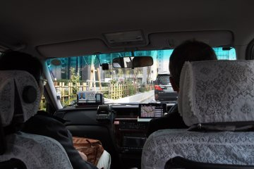 Tokyo Sightseeing Taxi Service