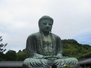 Watching Daibutsu made me feel at peace