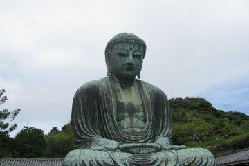 Глядя на Будду, охватывает спокойствие