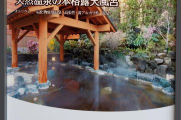 <p>Main outdoor bath (rotenburo)</p>