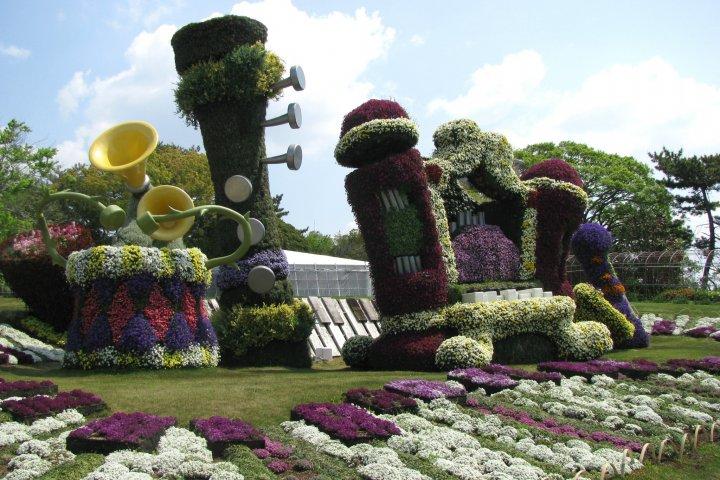 Công viên hoa Hamamatsu