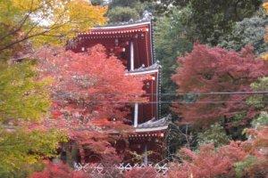 3 Tier Pagoda