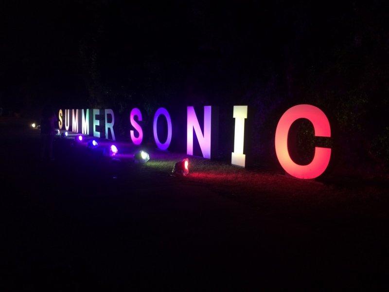 Summer Sonic - Tokyo