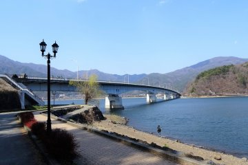 สะพาน Kawaguchi-machi