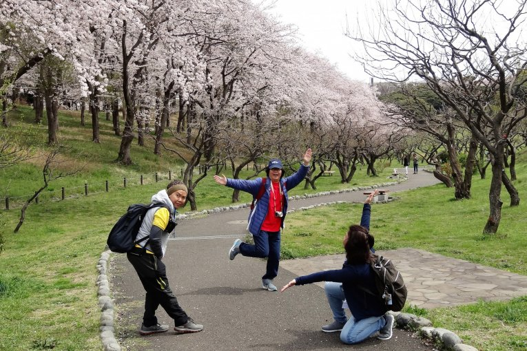 เรารัก..สวนป่าเนะกิชิ